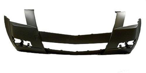 2008-2013 CADILLAC CTS Front Bumper Cover w/o HID headLamps Painted to Match