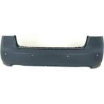 Load image into Gallery viewer, 2005-2008 AUDI A4, Rear bumper W/ Sensor hole AU1100163 Painted to Match