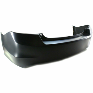 2008-2010 Honda Accord Hybrid Rear Bumper Painted to Match