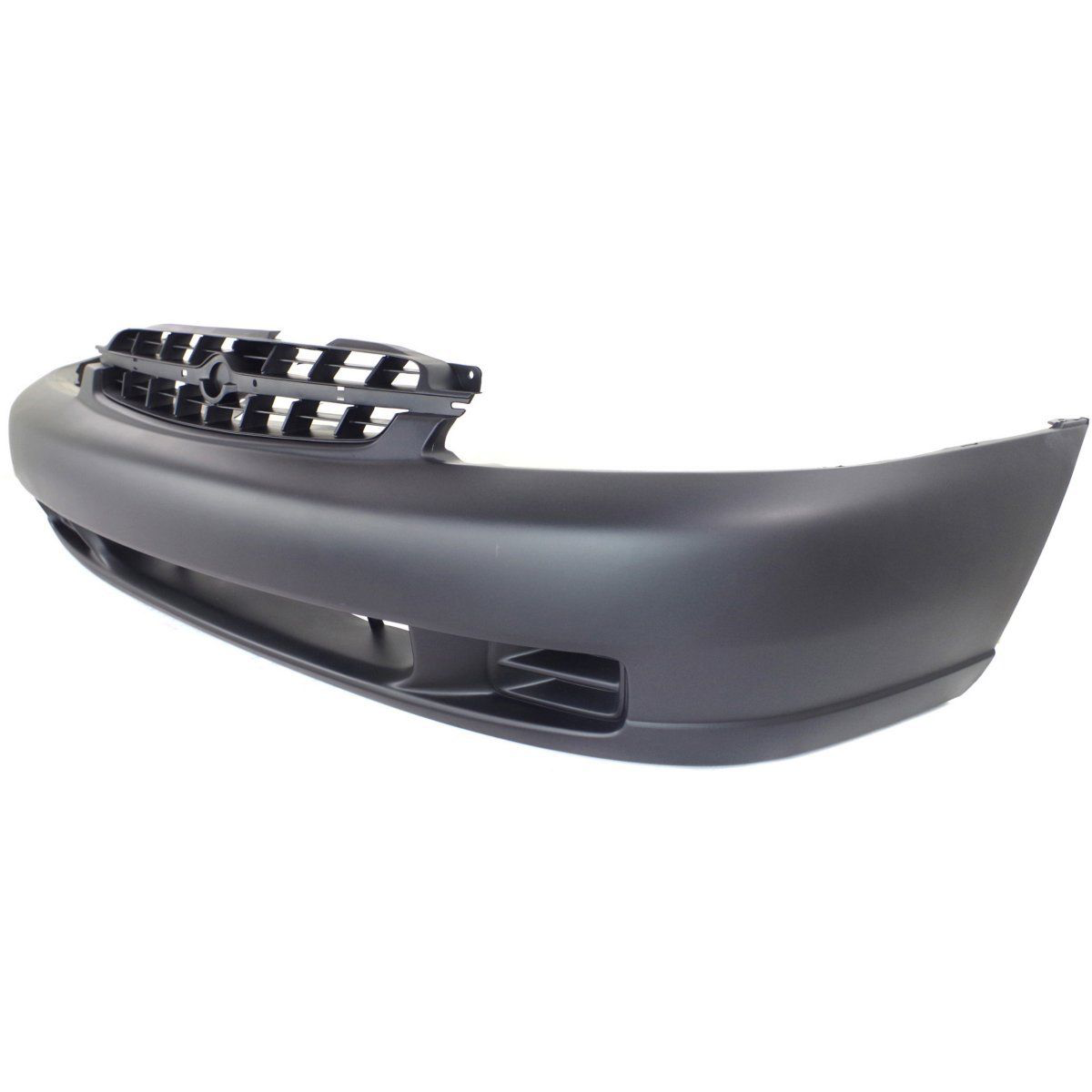 1998-1999 NISSAN ALTIMA Front Bumper Cover XE/GXE/GLE  w/o Fog Lamps Painted to Match