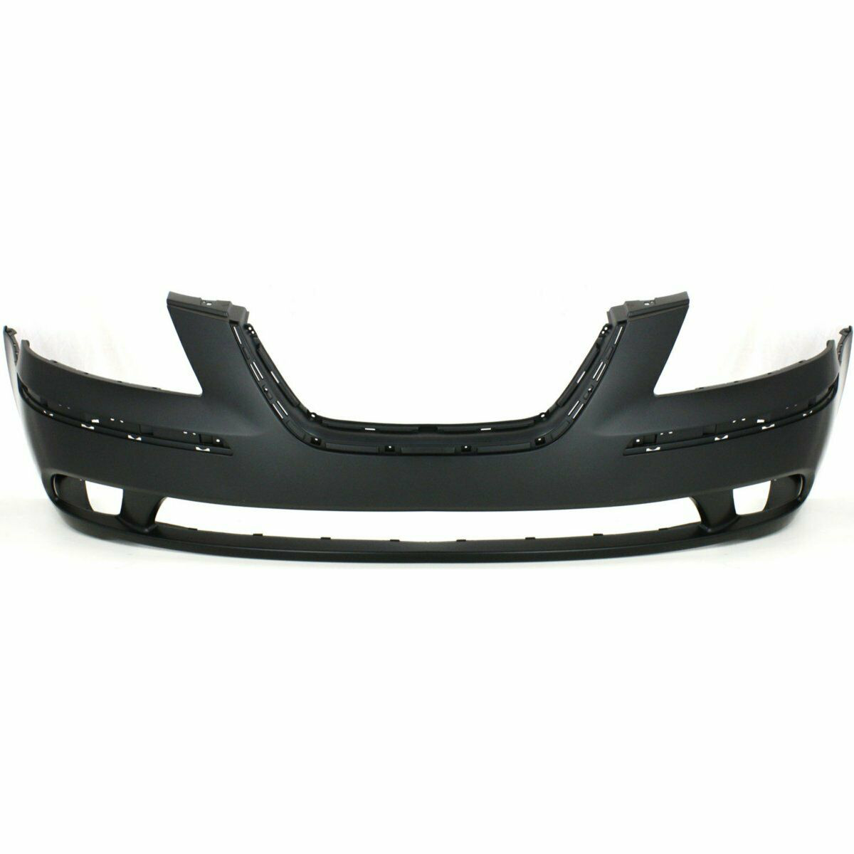 2009-2010 Hyundai Sonata w/Fog hole Front Bumper Painted to Match