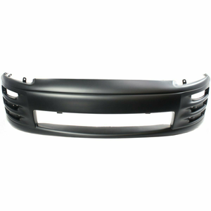 2000-2002 Mitsubishi Eclipse Front Bumper Painted to Match