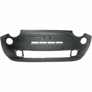 2012-2017 Fiat 500 pop model Front Bumper Painted to Match