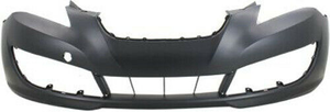 2010-2012 Hyundai Genesis Coupe Front Bumper Painted to Match