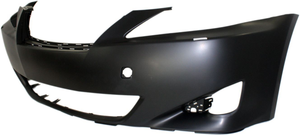 2006-2008 LEXUS IS250 Front Bumper Cover w/o Pre-Collision System  w/Headlamp Washer  PTM Painted to Match