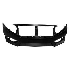2016-2018 HONDA CIVIC Front Bumper Cover Sedan/Coupe Painted to Match