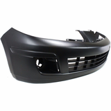 2007-2012 NISSAN VERSA Front Bumper Cover 4dr sedan Painted to Match