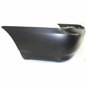 2003-2005 Toyota Corolla Rear Bumper Painted to Match