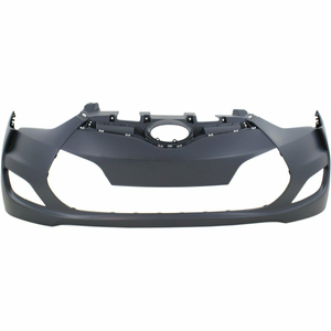 2012-2015 HYUNDAI VELOSTER Front bumper w/o Turbo Painted to Match
