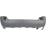 2001-2004 FORD ESCAPE Rear Bumper Cover XLS/XLT  w/o roof rack  w/o wheel lip molding  platinum Painted to Match