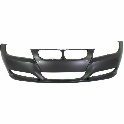 2011 BMW 328i 323i 335i E90 w/Snsr w/oWash Front Bumper Painted to Match