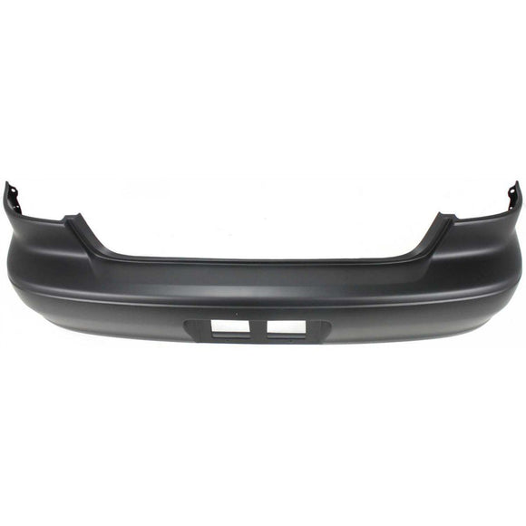 1998-2002 TOYOTA COROLLA Rear Bumper Cover Painted to Match