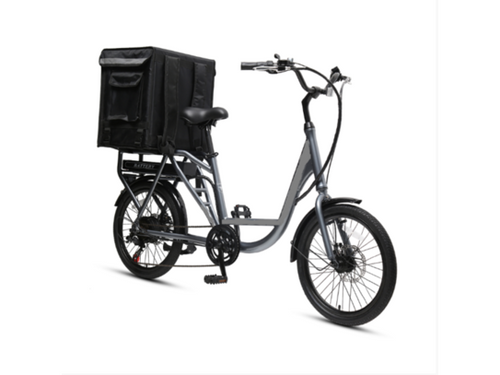 The 'Brite Bring U' Delivery E Bike