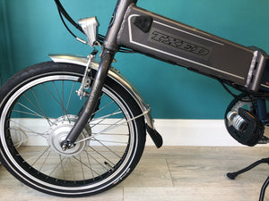 "Brite E Tico Folding E Bike 20"" wheels"
