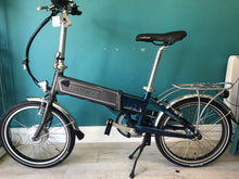 "Load image into Gallery viewer, Brite E Tico Folding E Bike 20"" wheels"
