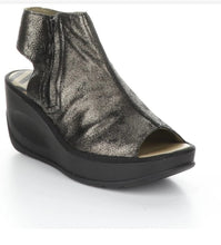 Load image into Gallery viewer, Fly london wedge  sandal