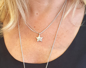 Double Chain with star