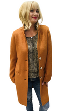 Load image into Gallery viewer, Orange Coat
