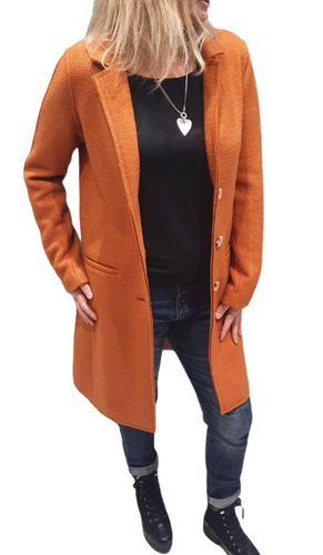 Tan Wool Jacket