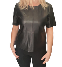 Load image into Gallery viewer, Vegan Leather Top