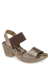 Load image into Gallery viewer, Fly London open toe sandal