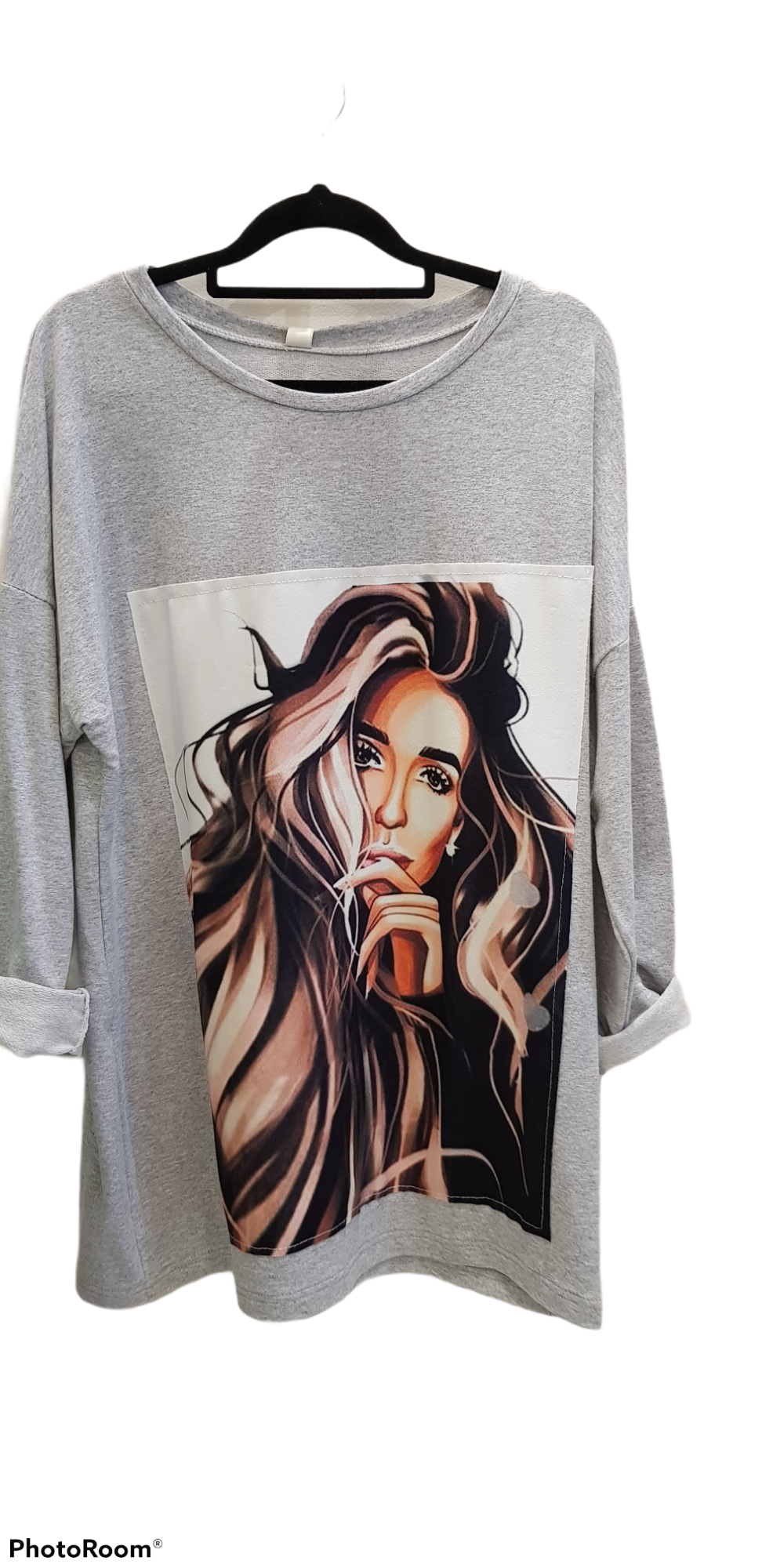 Face Sweatshirt