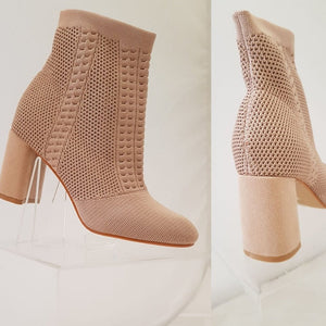 Stretch Ankle Boots 2 Colours