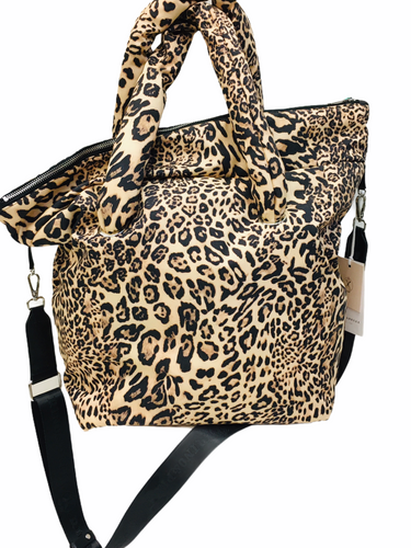 Leopard Big bag