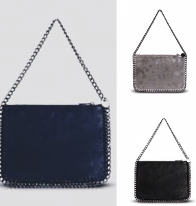Chain evening bag