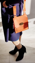 Load image into Gallery viewer, Autumn colour cross body bag