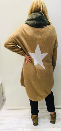 Long Star Sweater