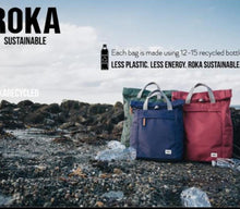 Load image into Gallery viewer, Roka Sustainable Backpacks