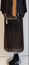 Load image into Gallery viewer, Fringe leather bum bag