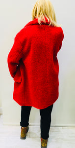 Warm & Snuggly Teddy Coat