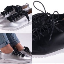 Load image into Gallery viewer, Super soft wide fitting Stylish sneaker