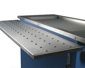 TSS30D - Flexiline tray slide  solid stainless steel