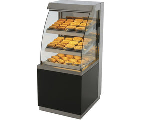 RMH - Optimax heated patisserie self service