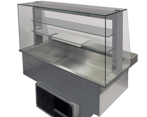 SFRDH - Synergy SQ drop-in refrigerated high deli display