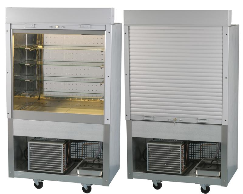 DRHT - Synergy refrigerated high capacity multi-tier