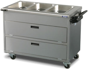 AMB1 - HotKold food service trolley