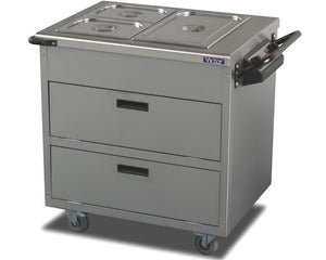 AMB2 - HotKold junior food service trolley