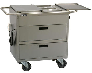 AMB32 - HotKold junior heavy duty food service trolley
