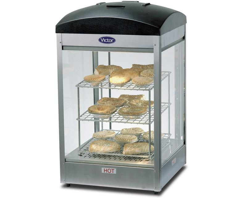 HMU50 - Pie heater three tier
