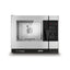 CBES061R - Compact combination oven - manual controls