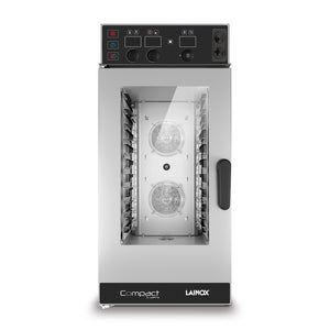 COES101R - Compact combination oven - manual controls