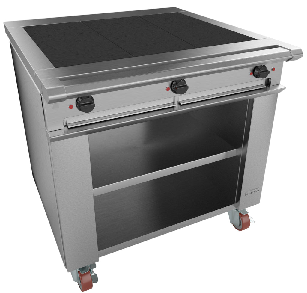 E1026X - Three Hotplate Boiling Table