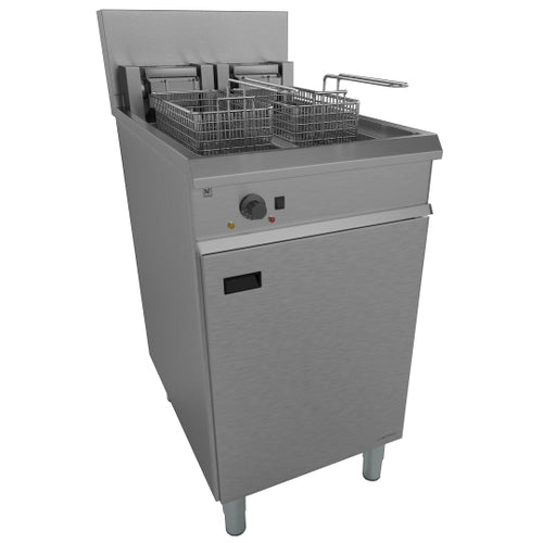 E1848X - Twin Pan, Twin Basket Fryer