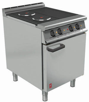E3161 - Three Hotplate Oven Range