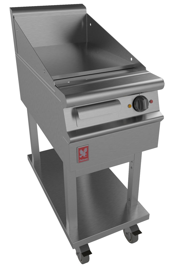 E3441 - Griddle on fixed stand