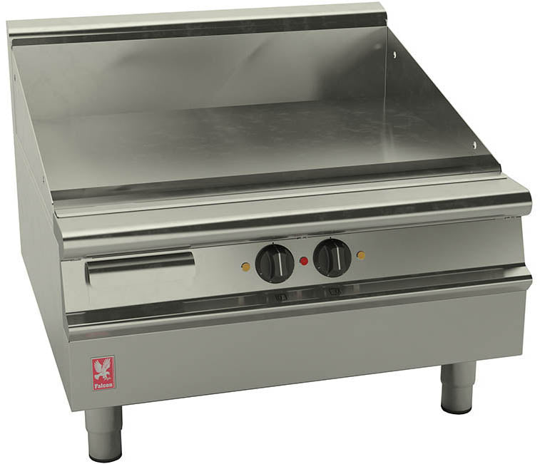 E3481 - Griddle on fixed stand